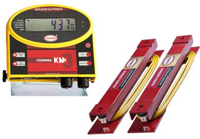 Balança Eletrônica Coimma KM-3 Portátil